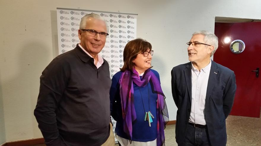 Llamazares y Garzón irán a las urnas en 2019 con Actúa para aglutinar a la izquierda descontenta y combatir a Vox