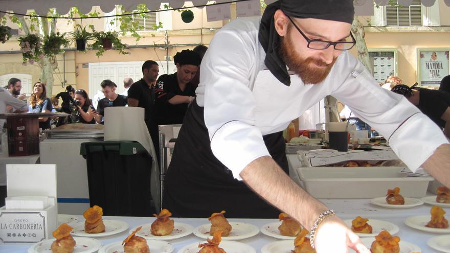 Tapas en Córdoba Califato Gourmet.