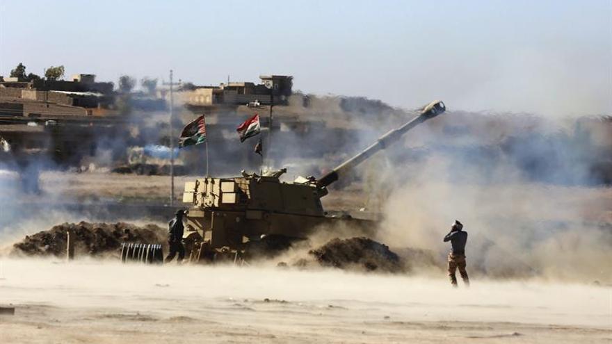 Fuerzas iraquíes liberan 21 barrios en Mosul desde el inicio de su ofensiva