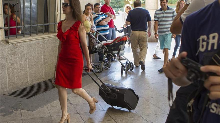 La juez Alaya imputa a dos hijos de Ruiz Mateos y otras 21 personas en el caso ERE