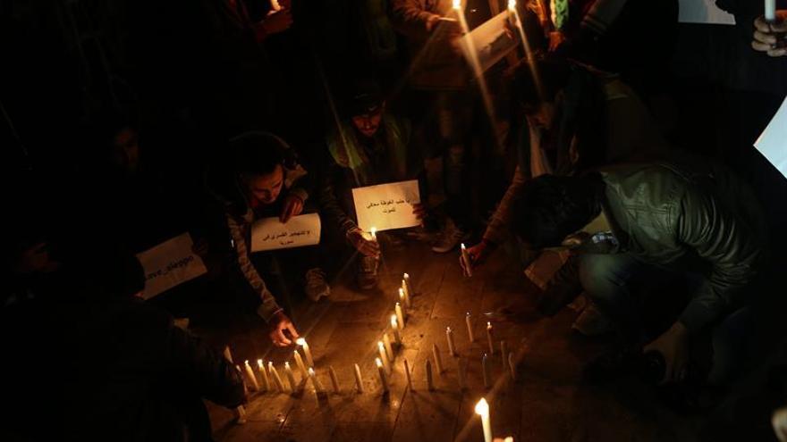 Intensos combates entre los efectivos gubernamentales y rebeldes en Alepo