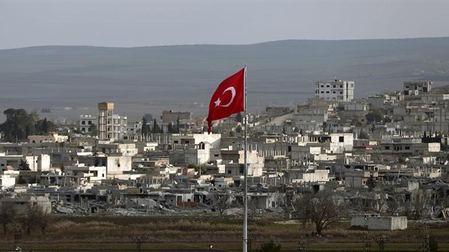 El Ejército turco mata a 11 miembros de Estado Islámico en el norte de Siria