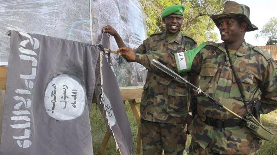 Mueren 39 soldados de la UA en un ataque de Al Shabab en el sur de Somalia