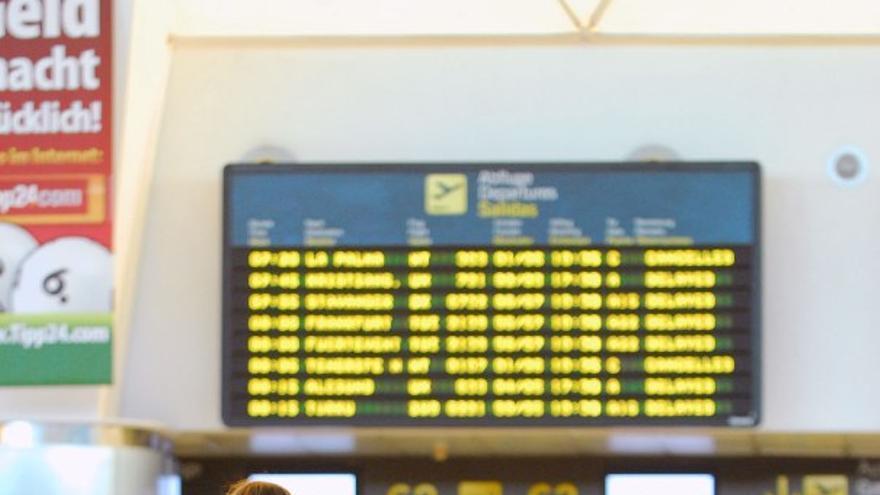Del aeropuerto de Gran Canaria #9