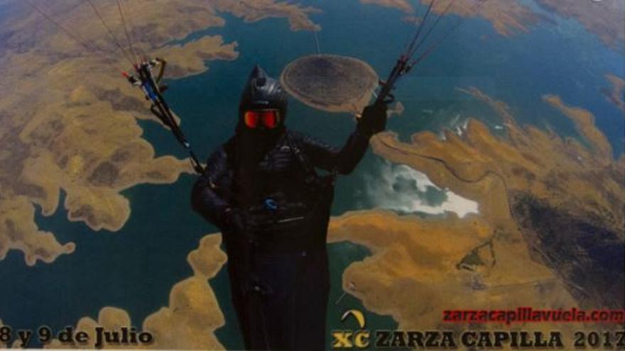 Parapente Zarza Capilla