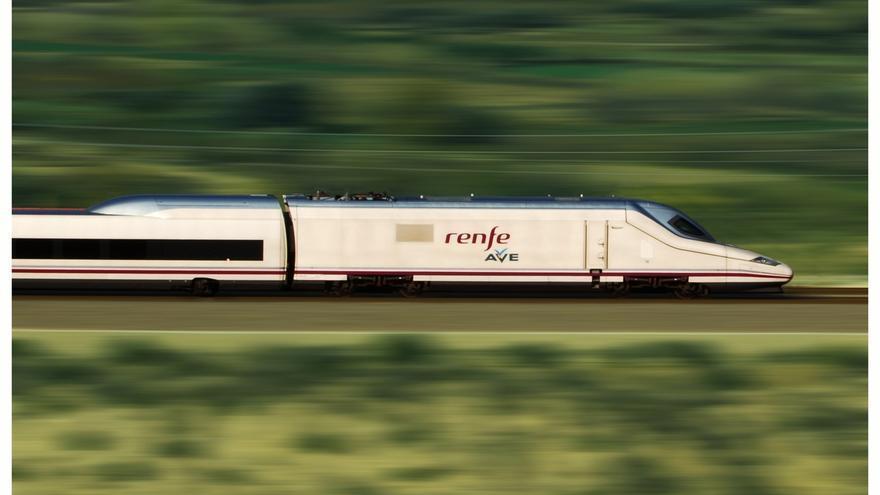 El AVE llega hoy a Palencia y León tras una inversión de 1.620 millones de euros