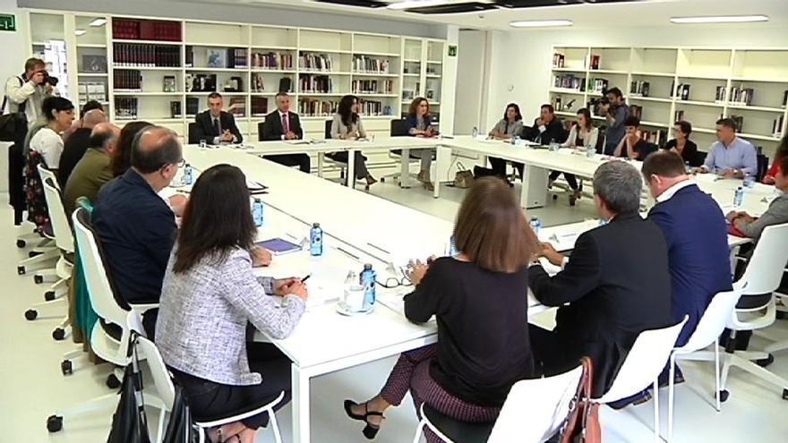 """El lehendakari recuerda a Miguel Ángel Blanco y reivindica """"construir la convivencia desde la memoria"""" a las víctimas"""
