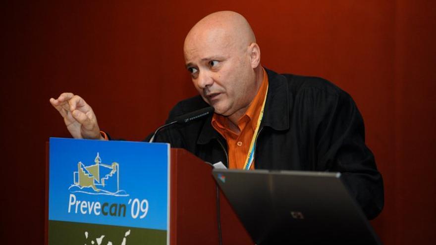 El exsecretario regional del sindicato CCOO, Juan Jesús Arteaga.