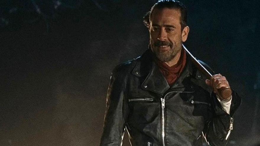 La octogenaria que derrotó a Negan, de 'The Walking Dead'