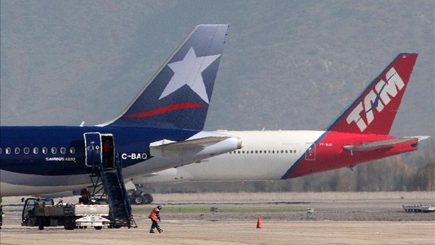 El Grupo aéreo Latam propone una ampliación de capital de 1.000 millones de dólares