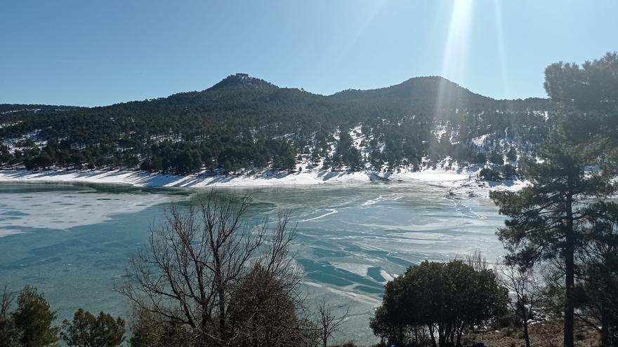 """""""Nos preocupa Cuenca"""": la AEMET advierte del """"efecto desigual"""" del deshielo por las lluvias, el viento y temperaturas más altas en Castilla-La Mancha"""