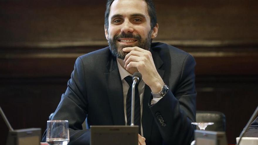 """Torrent se reafirma en su defensa de los """"diputados presos y exiliados"""""""