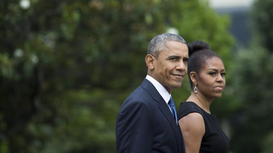 Michelle Obama viajará a Catar y Jordania para promover la educación de las niñas