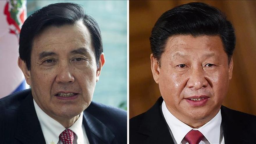 Los presidentes de China y Taiwán se reunirán el sábado en Singapur
