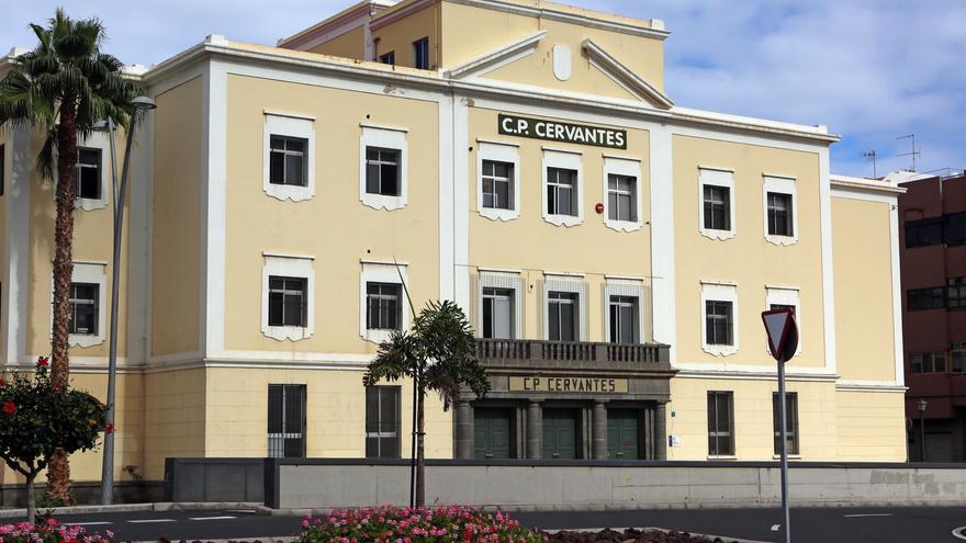 Colegio Público Cervantes, en Las Palmas de Gran Canaria