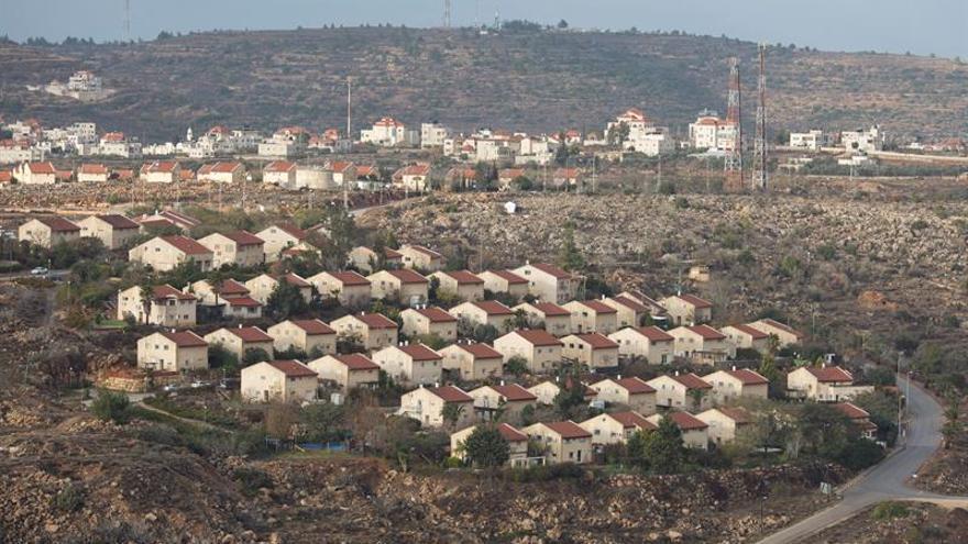 Los colonos de Amoná rechazan pactar su evacuación con el Gobierno israelí