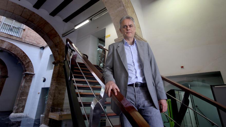 Héctor Illueca, vicepresidente segundo de la Generalitat Valenciana. / Jesús Císcar