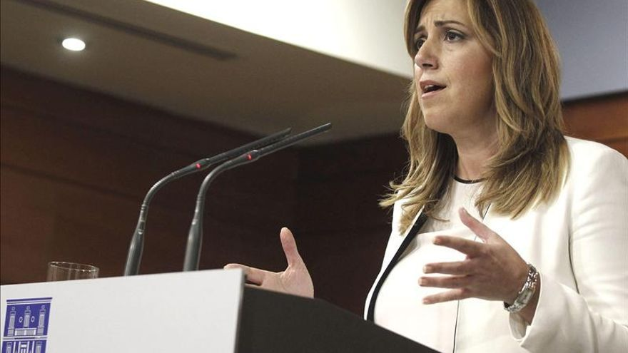 ¿Hasta dónde llega Susana Díaz?