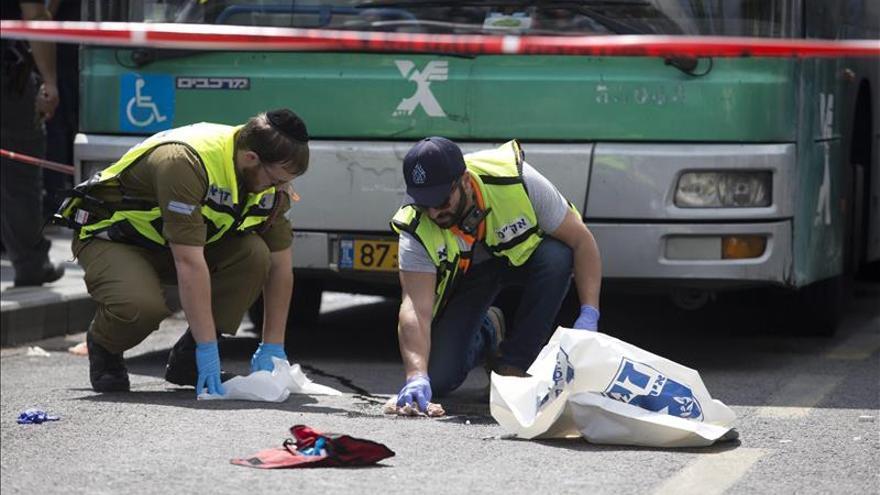 Los ataques palestinos son espontáneos, según los servicios de inteligencia israelí