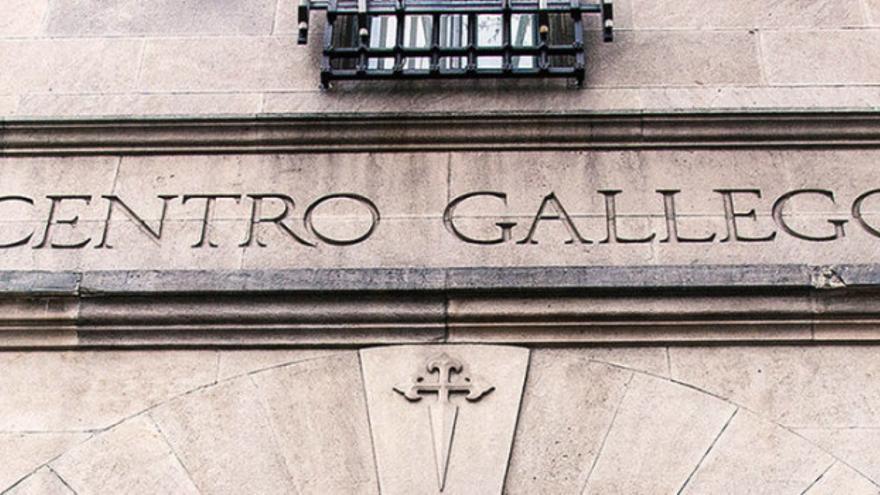 Sede del Centro Gallego de Buenos Aires