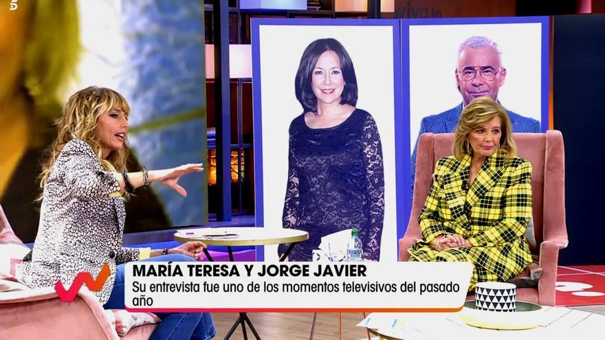 María Teresa Campos, entrevistada en 'Viva la vida'