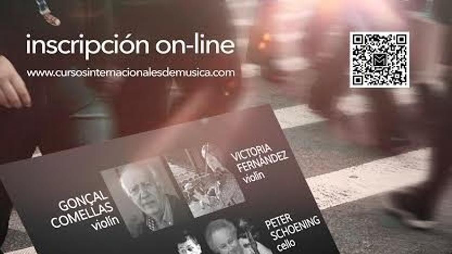 La localidad cordobesa de Cabra acogerá los VI Cursos Internacionales de Música