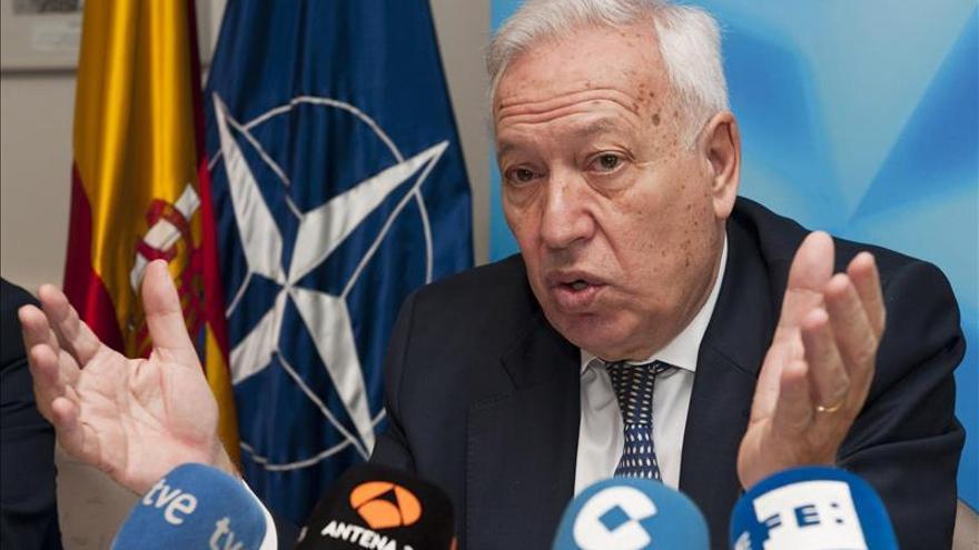 García-Margallo confía en que todos acepten el resultado de las elecciones en Venezuela