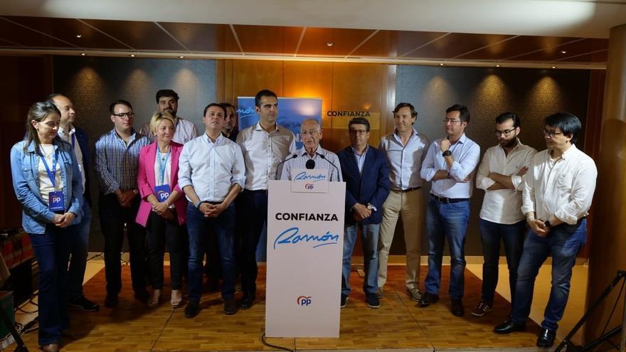 """Amat (PP):""""Hemos recuperado y estamos en condiciones de tener mayoría absoluta para gobernar Diputación"""""""