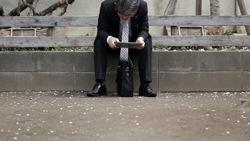 El desempleo en Japón creció una décima en noviembre hasta el 3,1 por ciento