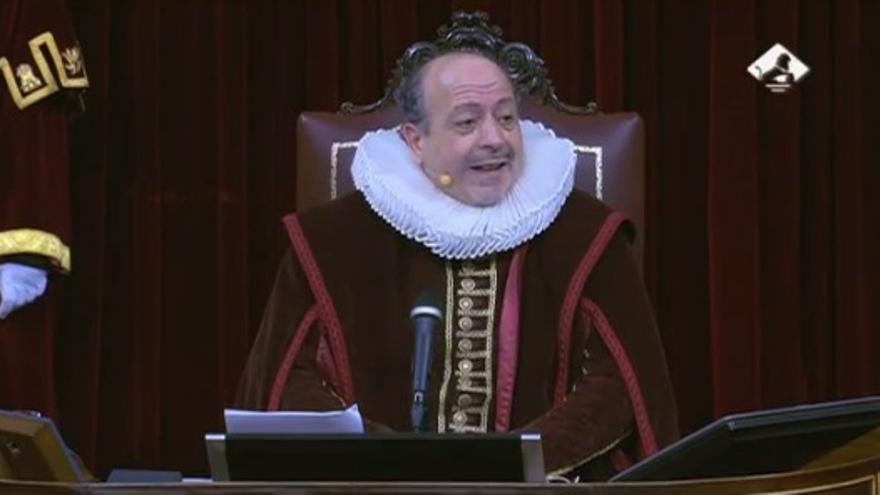 El 'otro' Cervantes, en el Congreso