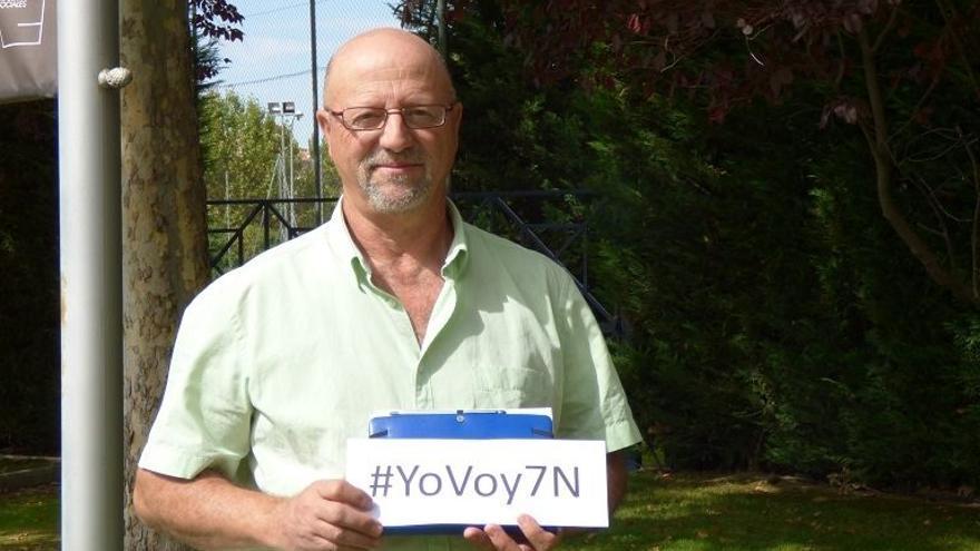 #YoVoy7N es una de las etiquetas con las que se intenta visiblizar la marcha en redes sociales / Asamblea 7N