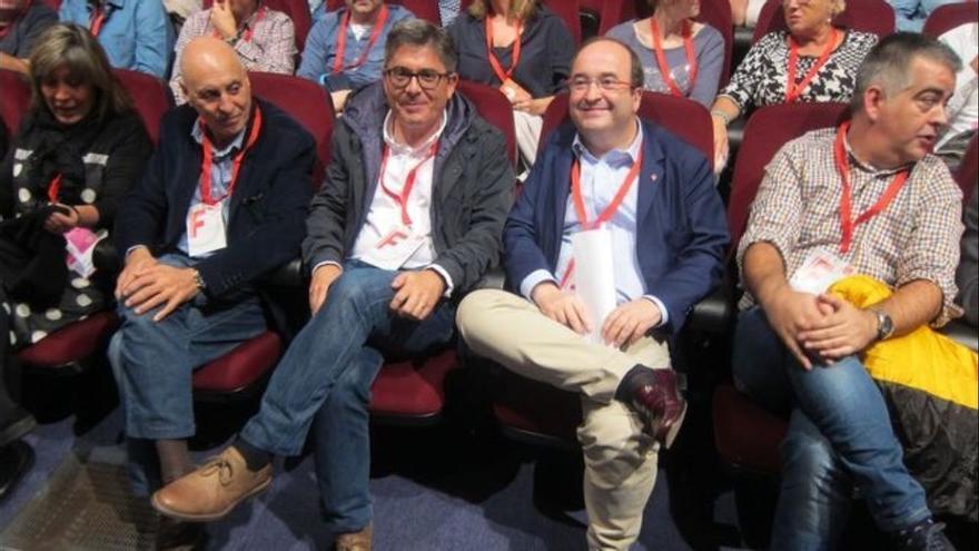 """Boix (PSPV): """"Sin la fuerza del socialismo catalán, el PSOE no puede aspirar a recuperar su vocación mayoritaria"""""""