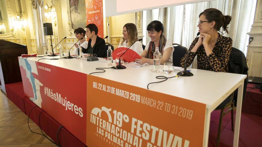 Jornadas #Másmujeres organizadas por CIMA Canarias.