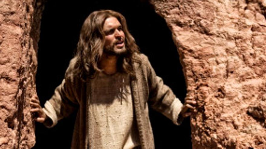 """""""La Biblia"""" bate récords en EEUU con su lanzamiento en DVD"""