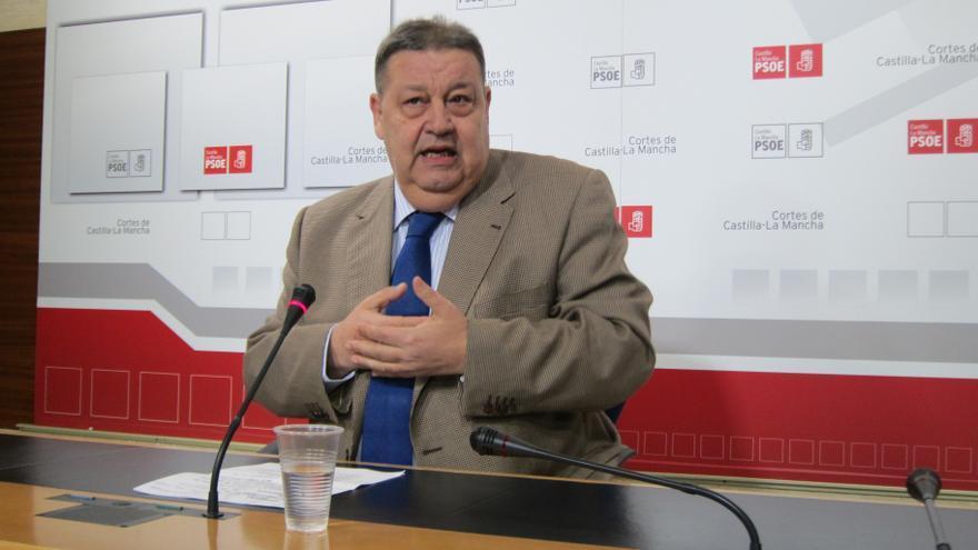 """PSOE cree que """"hay muchas posibilidades"""" de ganar los recursos ante el TC por la supresión de los sueldos en C-LM"""