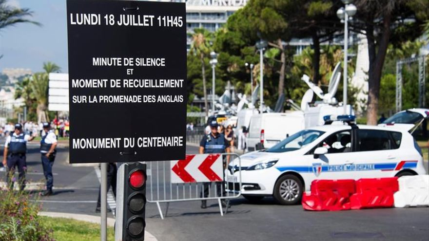 Identificadas todas las víctimas mortales del atentado de Niza