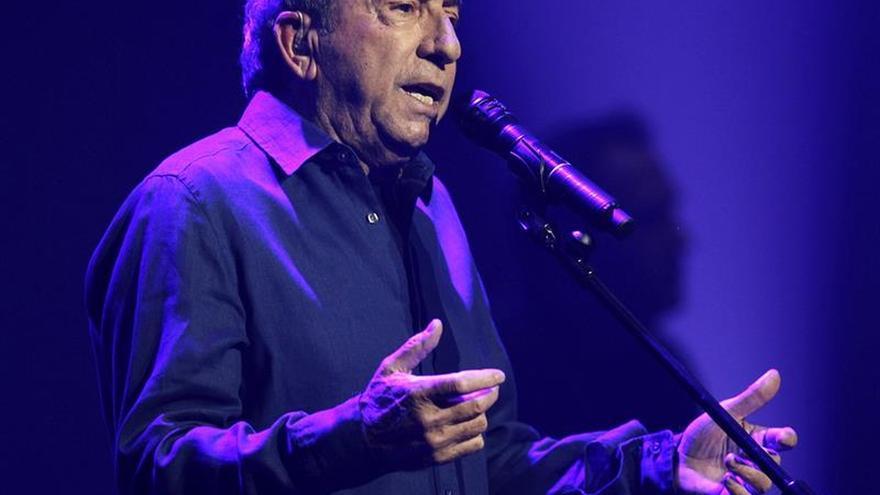 """Perales encandila a Logroño con sus nuevas canciones y con """"las que esperáis"""""""