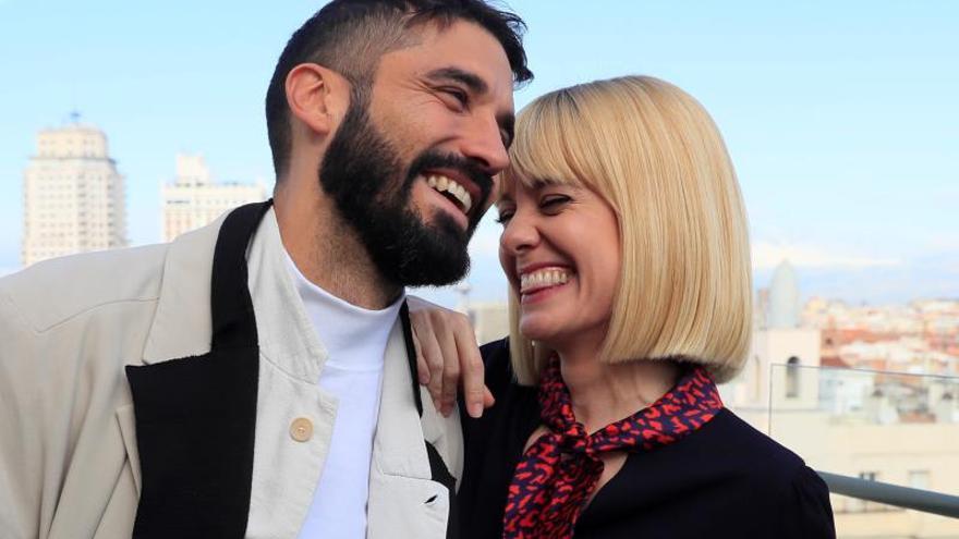 """Álex García y Alexandra Jiménez,millonarios imperfectos en """"Si yo fuera rico"""""""