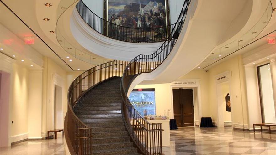 El nuevo Museo de la Revolución Estadounidense, el más patriota de EE.UU.