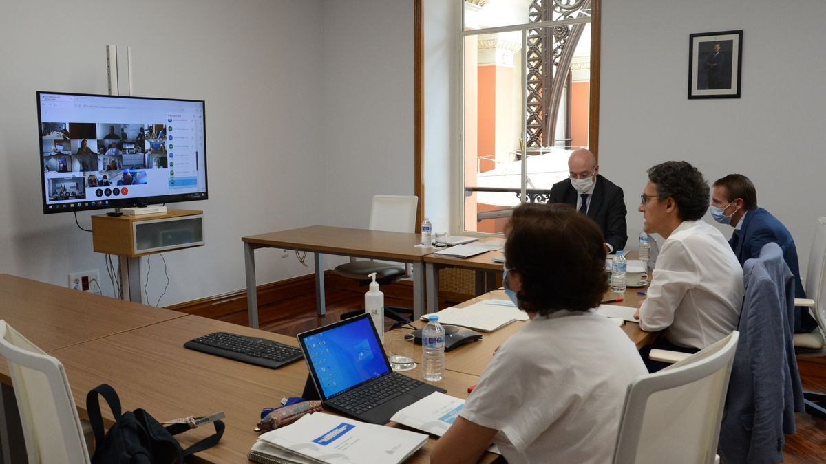 Reunión por videoconferencia con las Comunidades Autónomas