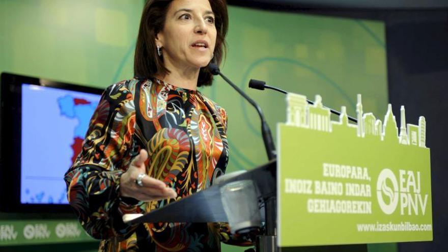 El PNV propone que Izaskun Bilbao repita como candidata a las europeas