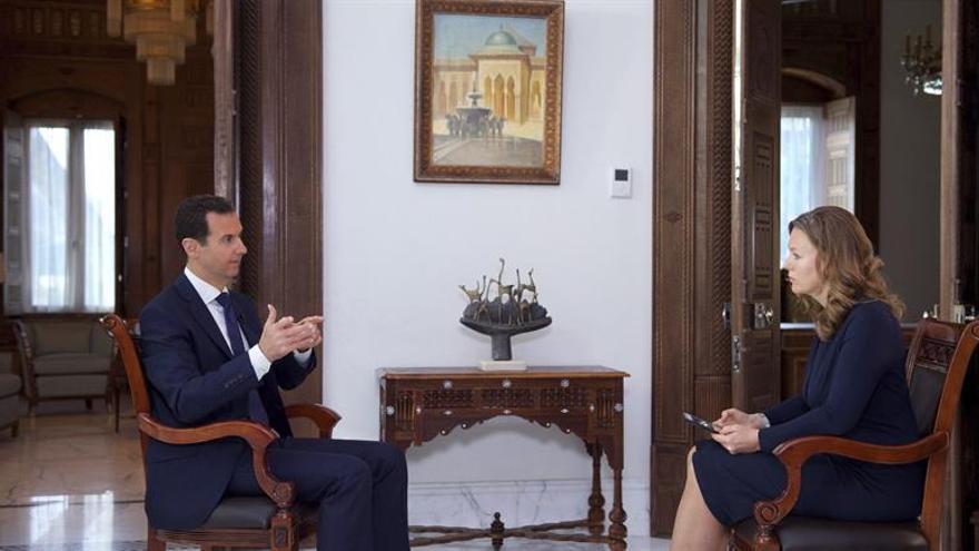 """Al Asad da la enhorabuena a los sirios por la """"liberación de Alepo"""""""