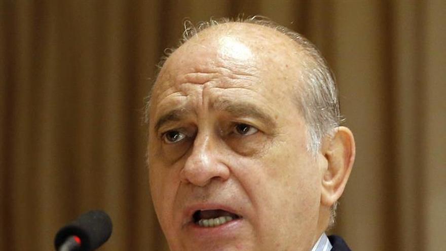 F.Díaz recuerda que los vídeos de los 8 agentes de Melilla fueron manipulados