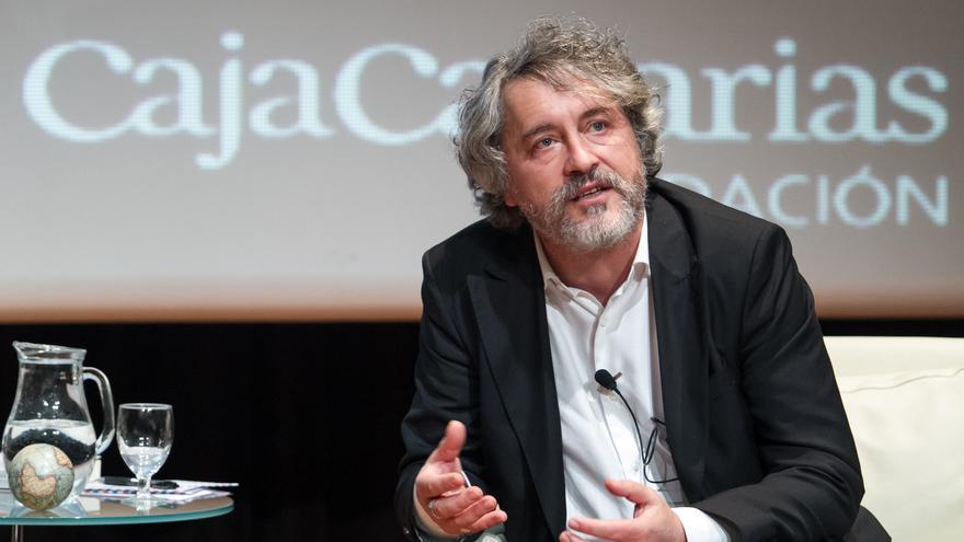 Manuel Rivas, escritor gallego