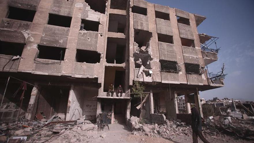 Al menos cuatro muertos en un atentado contra las fuerzas kurdas en Siria