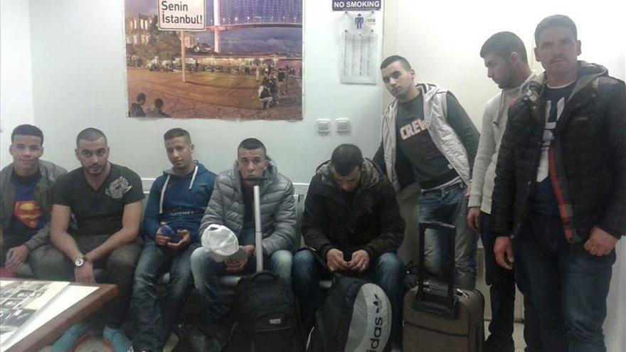 Detenidos en Estambul ocho posibles yihadistas que querían llegar a Alemania