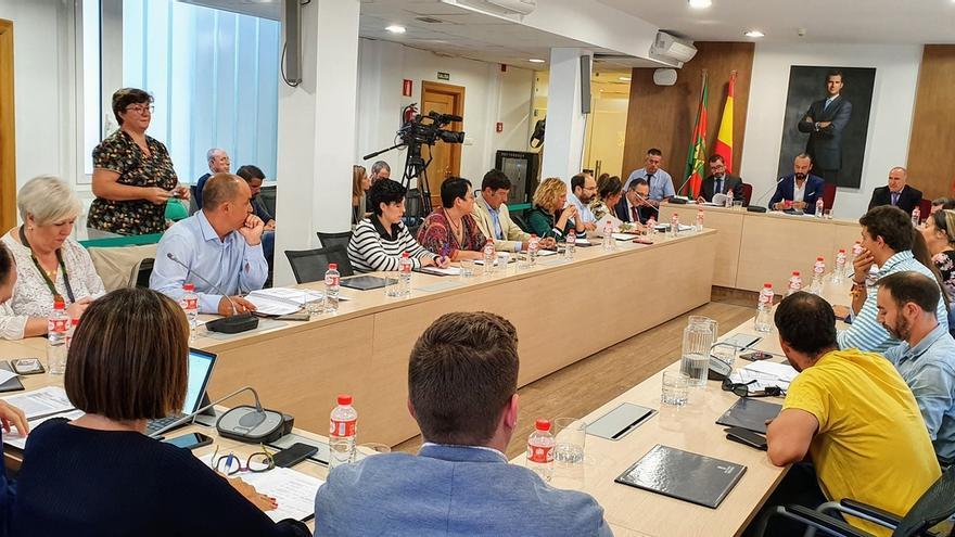 """El Pleno aprueba el Presupuesto 2019, que la oposición cree que """"no se va a ejecutar"""""""