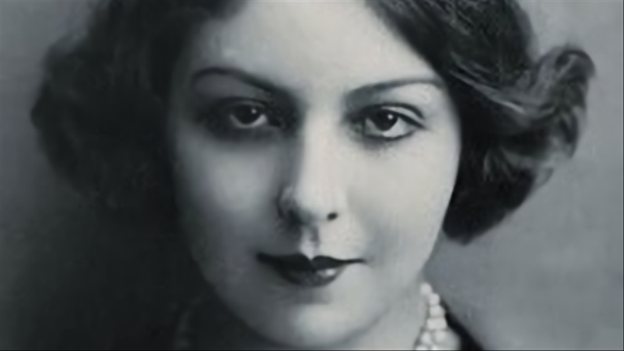 Retrato de María Teresa León