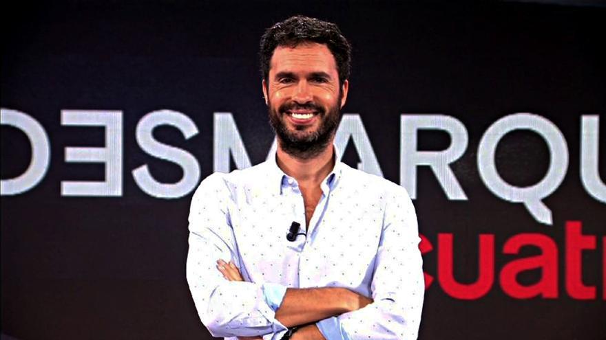Luis García en 'El Desmarque de Cuatro'