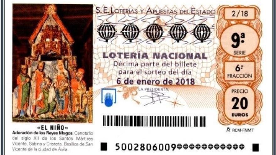 Cantabria tiene previsto vender 11,56 millones de Lotería de El Niño y el gasto por habitante será de 19,86 euros